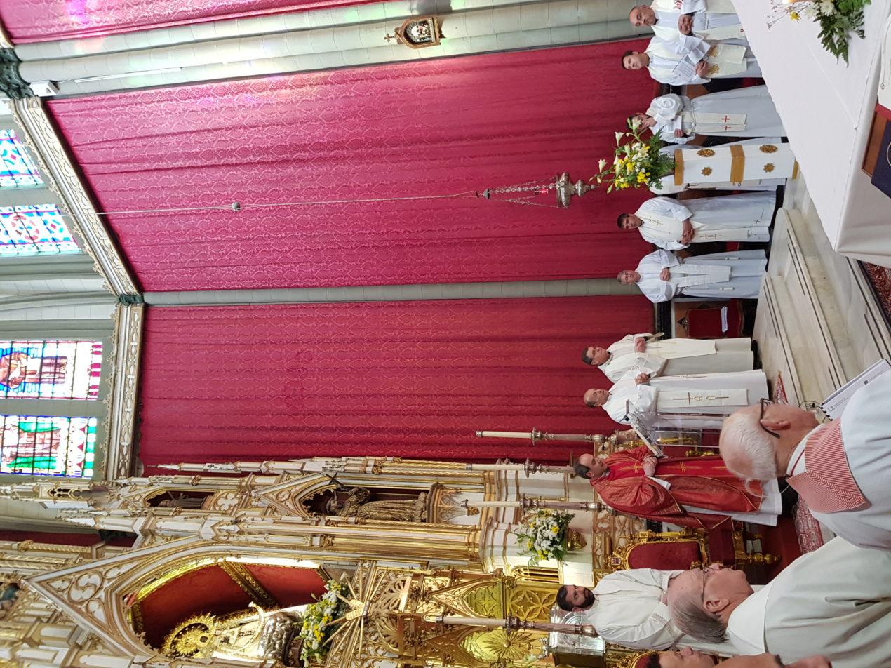 Ejercicios Espirituales para el clero diocesano