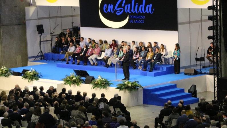 """El Congreso Nacional de Laicos """"marcará un antes y un después para la Iglesia en España"""""""