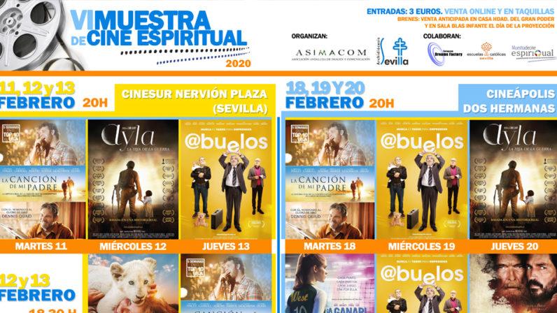 VI Muestra de Cine Espiritual: El cine, puente entre la realidad y la trascendencia