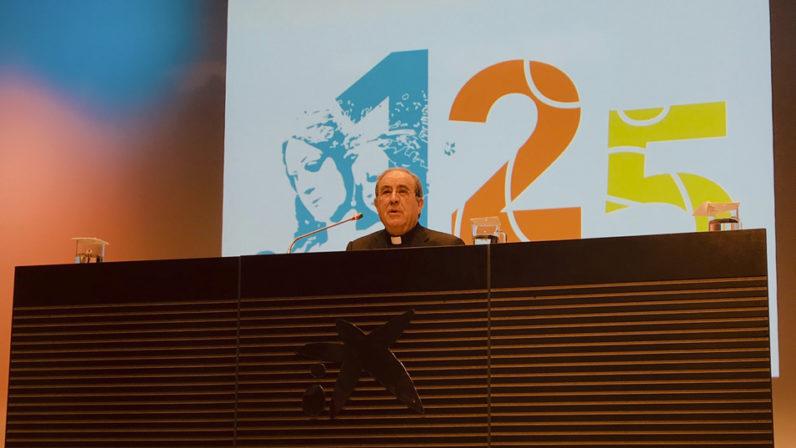 El Arzobispo de Sevilla participa en la Jornada Educativo-Pastoral por el 125 aniversario de las salesianas en Sevilla