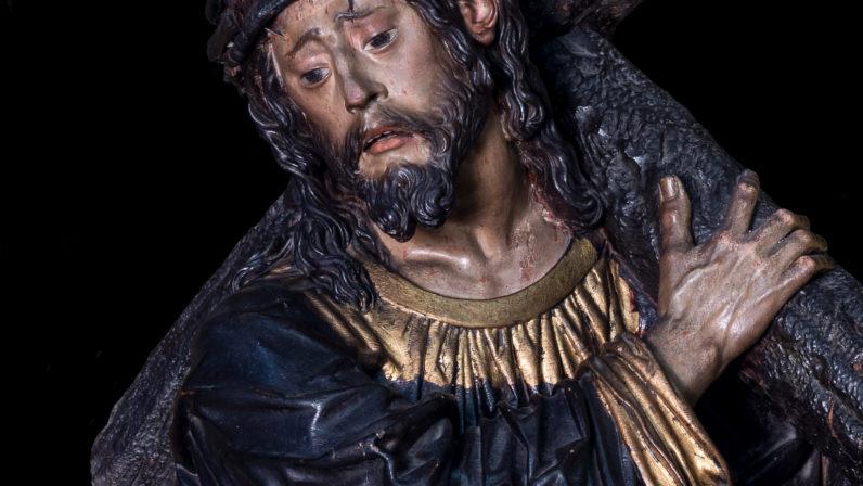 Jesús del Perdón, Convento de Santa María de Jesús (Sevilla)