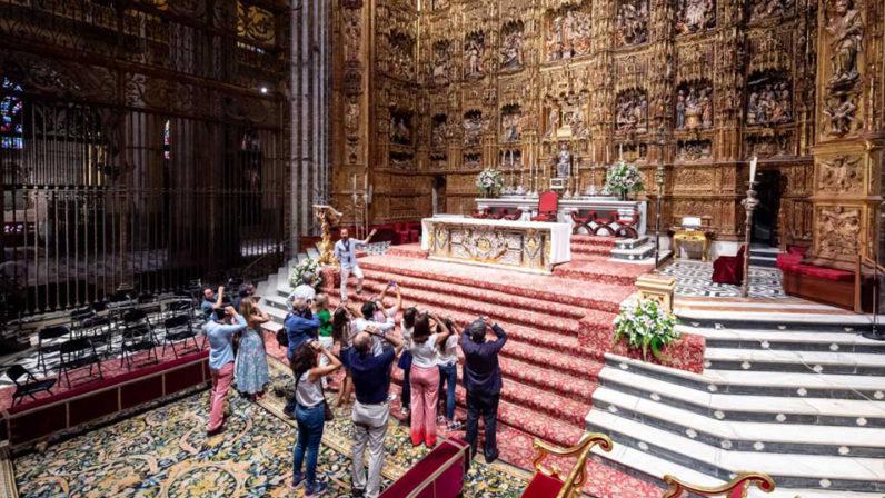 La Catedral de Sevilla habilita la venta de entradas en taquilla para la visita cultural
