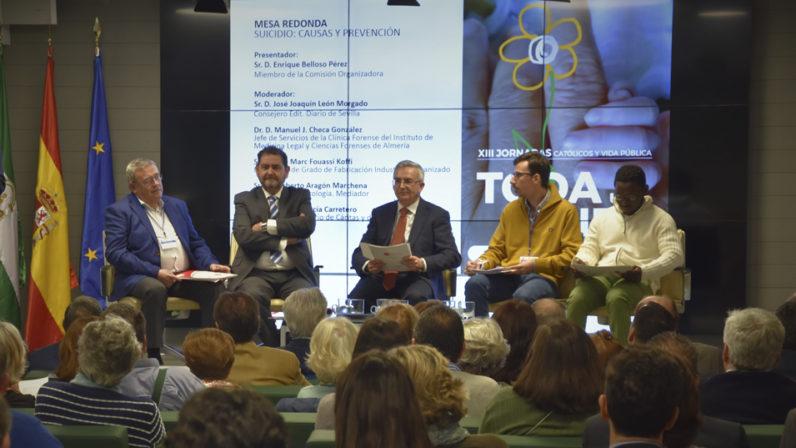 El suicidio, a debate, en el segundo día de las XIII Jornadas Católicos y Vida Pública