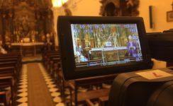 El Arzobispo de Sevilla preside las principales celebraciones litúrgicas retransmitidas por 7TV esta Semana Santa