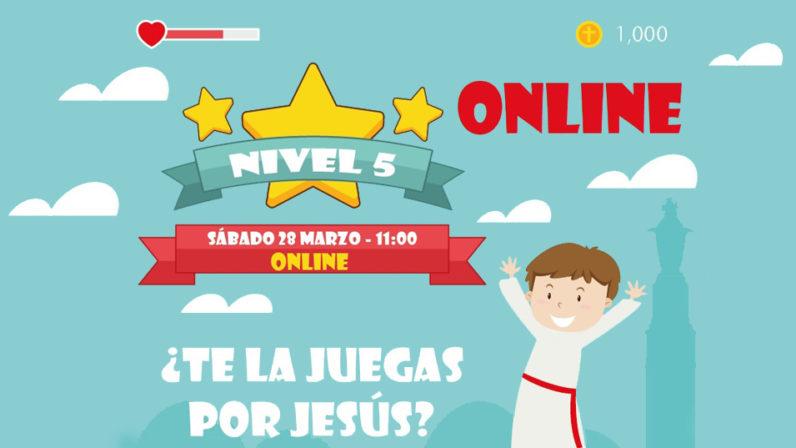 El Encuentro de monaguillos se mantendrá online mañana, 28 de marzo