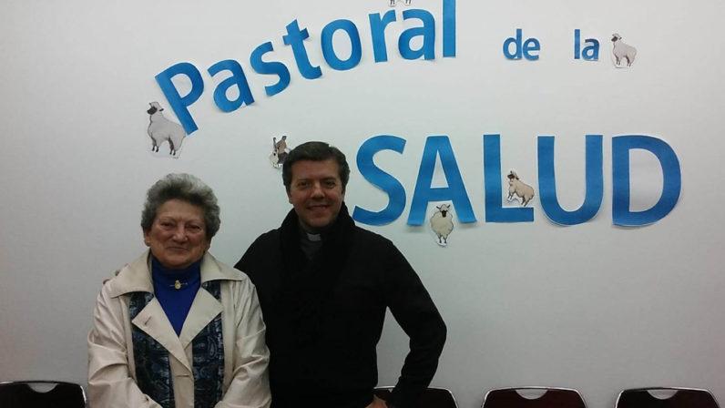 """Los capellanes de hospitales en la crisis del coronavirus:""""No estáis solos"""""""