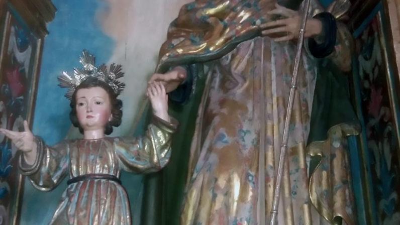 San José, Parroquia de Santa María Magdalena. Villamanrique de la Condesa