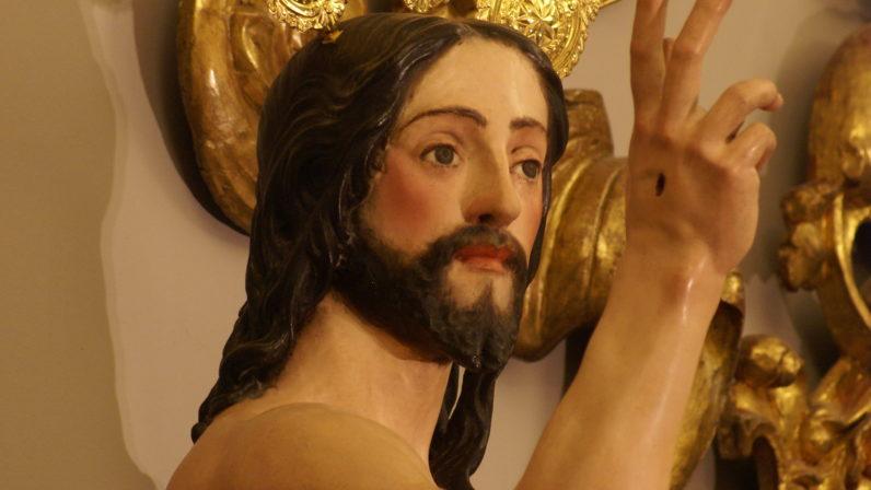 Cristo Resucitado, de la Parroquia de la Magdalena (Sevilla)