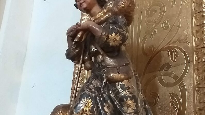 Divino Pastor. Iglesia del Sagrado Corazón (Sevilla)