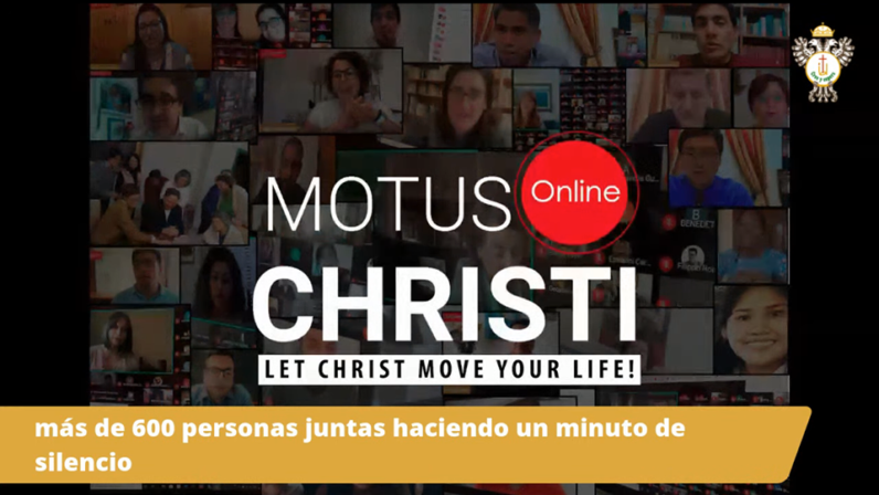 Pon un Motus Christi en tu vida…y la cambiará