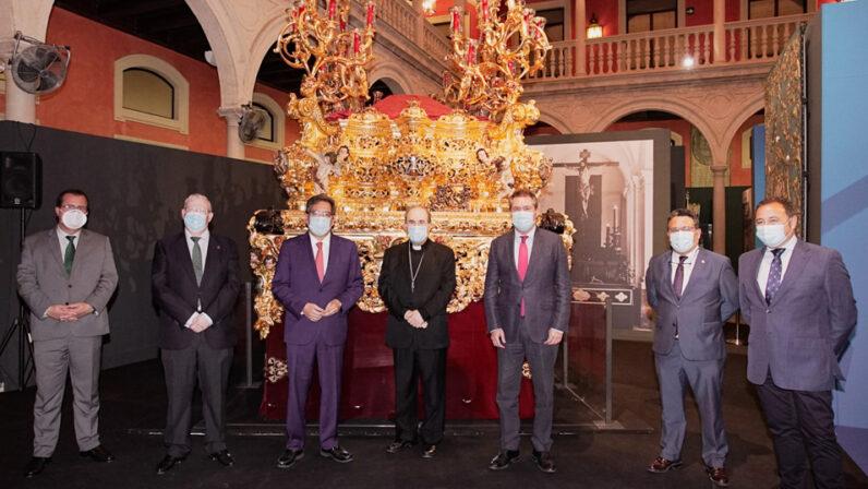 La exposición 'Tengo Sed', de la Hermandad de Nervión, se abre al público en la Fundación Cajasol