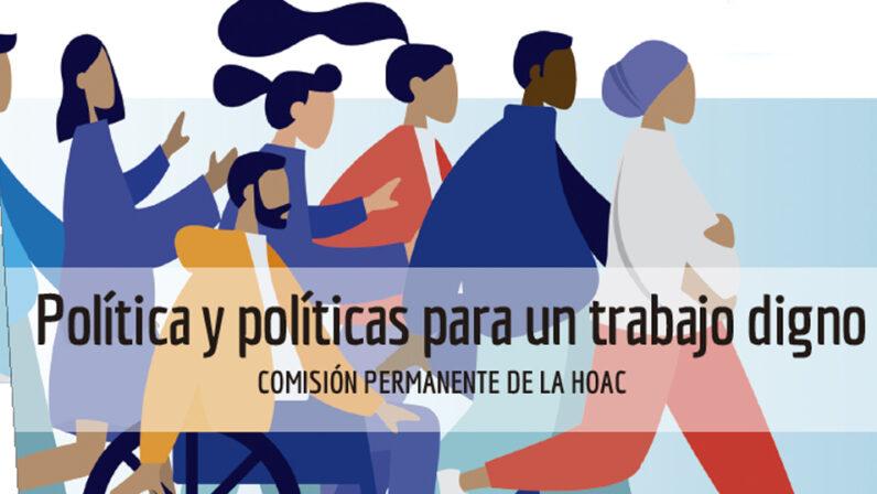 La HOAC Sevilla celebra su día con una videoconferencia y un gesto en redes sociales