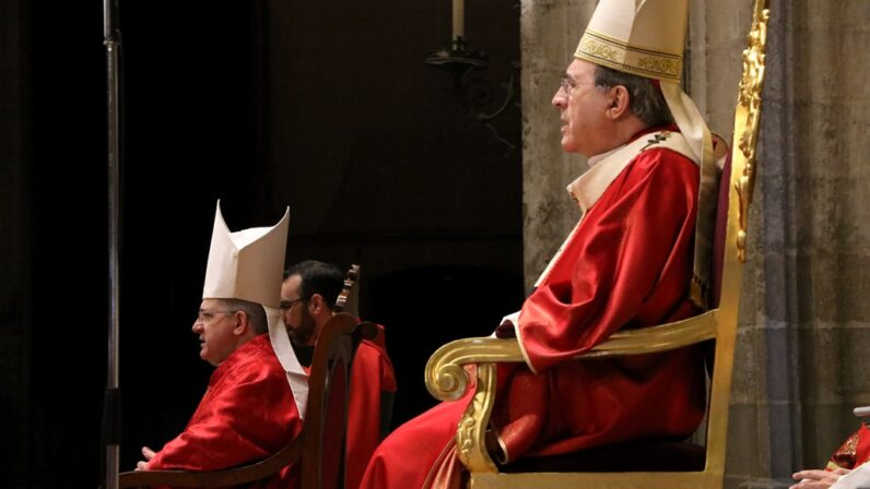 Homilía del Arzobispo en la Vigilia de Pentecostés 2020
