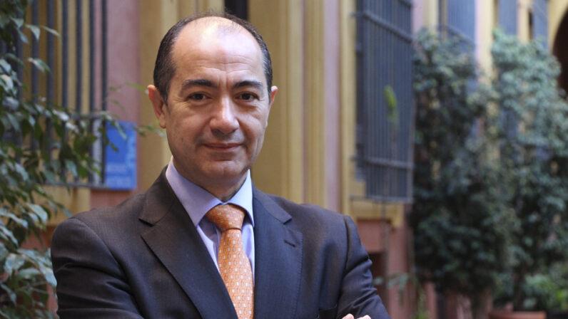 """José Luis del Río, gerente de los colegios diocesanos: """"La Fundación diocesana de Enseñanza lleva años apostando por la digitalización de los centros"""""""