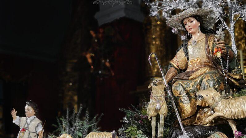 El Arzobispo de Sevilla solicita la prórroga del Año Jubilar de la Pastora de Cantillana