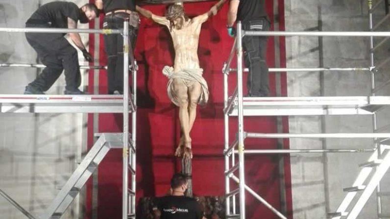 Las imágenes de Martínez Montañés regresan a la Catedral y la Colegial del Divino Salvador