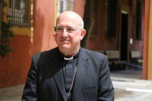 Monseñor Santiago Gómez, nuevo Obispo de Huelva