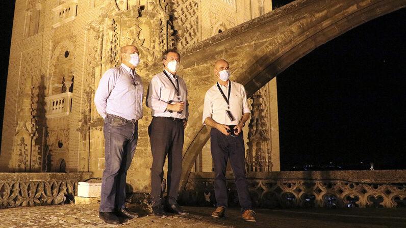 La Catedral estrena sus visitas culturales con la participación del alcalde y numerosos medios de comunicación en una de sus rutas