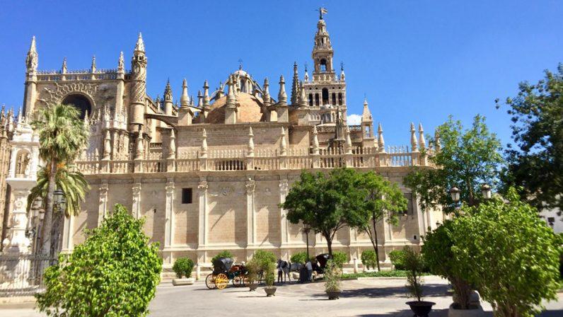 El 30% de los visitantes de la Catedral y la Giralda pertenecen a colectivos de acceso gratuito