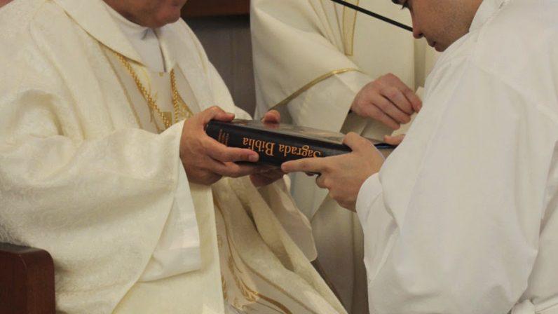 Admisiones a Órdenes en la Catedral