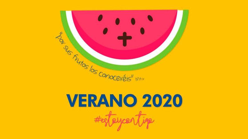 'Por sus frutos los conoceréis', iniciativas de la Pastoral Juvenil diocesana para el verano 2020