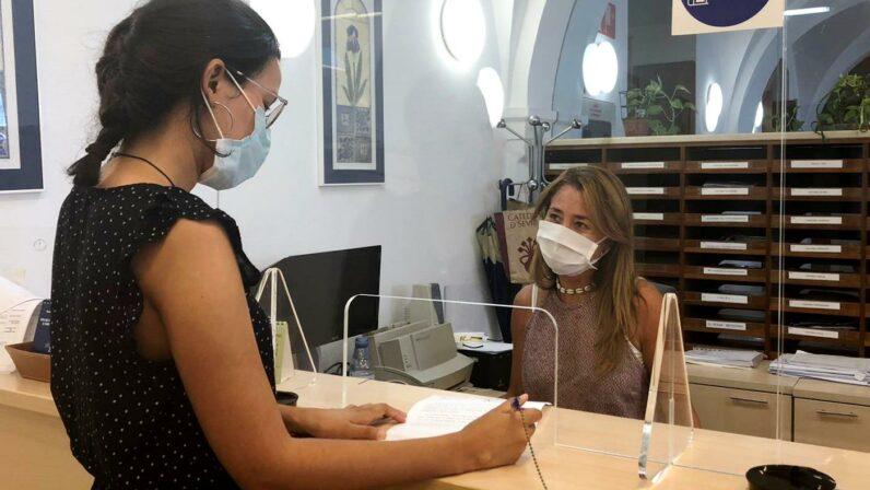 La Archidiócesis de Sevilla extrema las medidas de seguridad como consecuencia de la pandemia del coronavirus