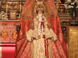 Segundo Besamanos de la Virgen de los Reyes 2020