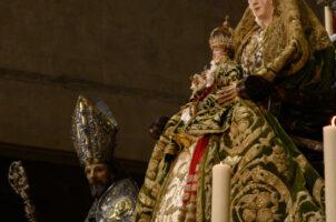 Cultos en honor a Nuestra Señora de los Reyes