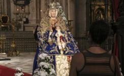 Día por los jóvenes en la Novena de la Virgen de los Reyes