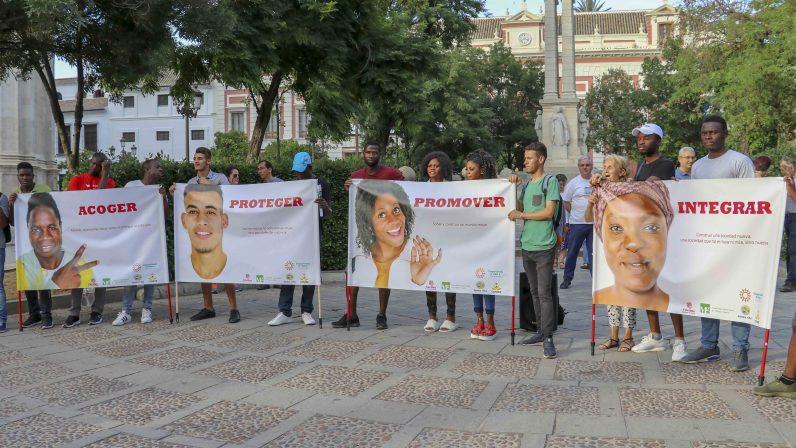 """La Delegación Diocesana de Migraciones inicia la campaña """"Hermano migrante no estás solo"""""""