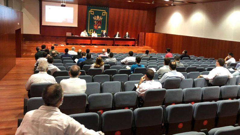 La Facultad de Teología presenta a la comunidad académica su Plan Estratégico 2020-24