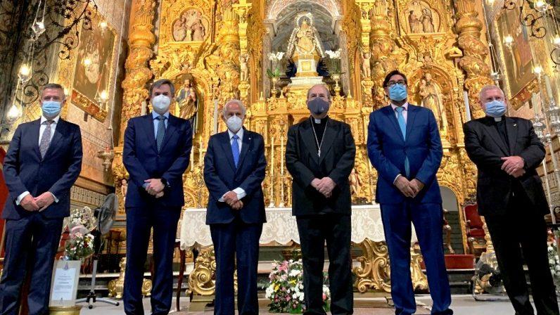 Fundación Endesa ilumina el retablo de Consolación en Utrera
