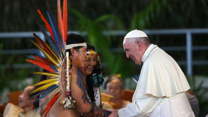 Un sueño ecológico (Serie Amazonia IV)