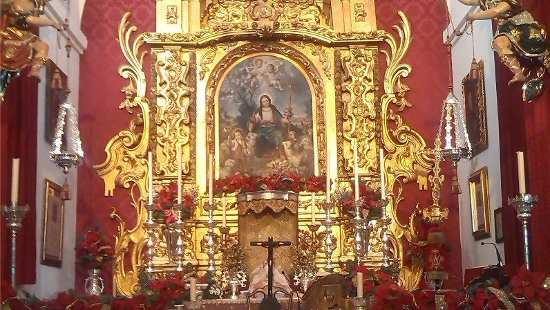 La Ermita de la Divina Pastora. Cantillana