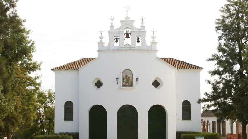 La Ermita de la Divina Pastora (Cantillana)