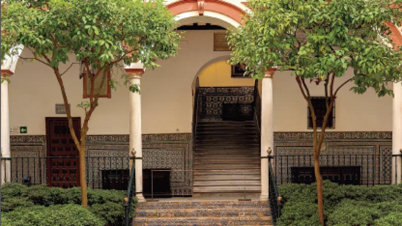 50 aniversario de la declaración de Monumento histórico y artístico del Hospital de Los Venerables Sacerdotes de Sevilla