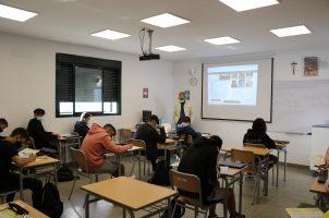 Bendición de las nuevas instalaciones del colegio diocesano Ntra. Sra. de las Nieves