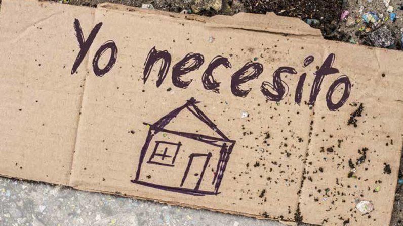 Cáritas Sevilla con las personas sin hogar