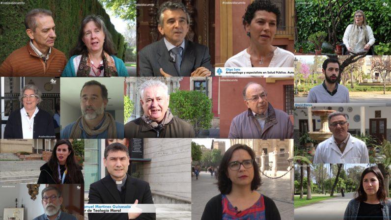 #Cadavidacuenta, la campaña en redes sociales de la Archidiócesis de Sevilla contra la eutanasia