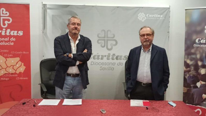 Cáritas Andalucía atendió en 2019 a más de 5.600 personas sin hogar con una inversión de 5 millones de euros