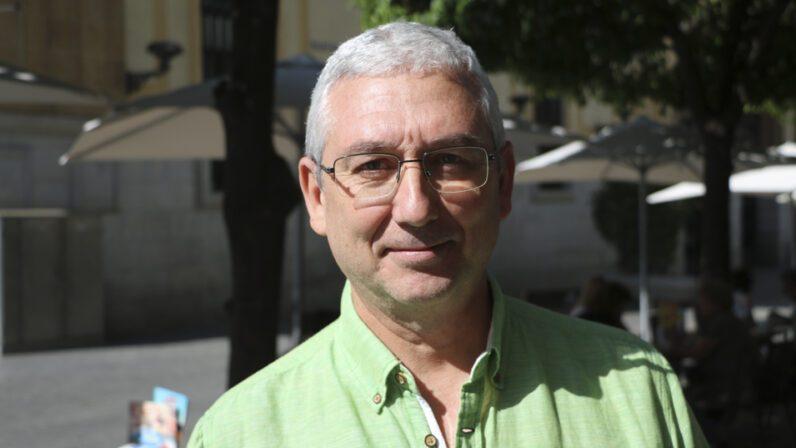 IGLESIA NOTICIA   Entrevista a Diego Márquez, delegado diocs. de Pastoral Obrera (02-05-21)