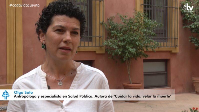 Testimonio de Olga Soto (2) – Campaña #Cadavidacuenta contra la eutanasia