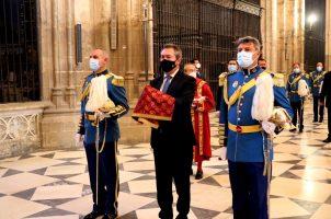 San Clemente 2020 en la Catedral de Sevilla