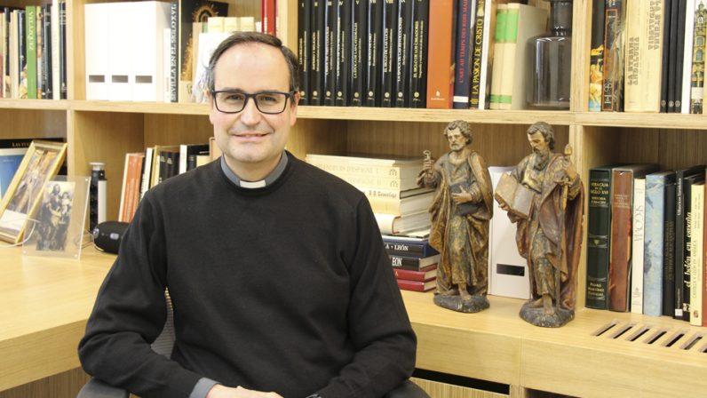 """Antonio R. Babío, delegado diocesano de Patrimonio: """"Si cuidamos el patrimonio, todos ganamos"""""""