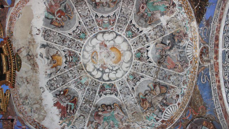 Las pinturas de la ermita de la Virgen de Guaditoca (Guadalcanal)