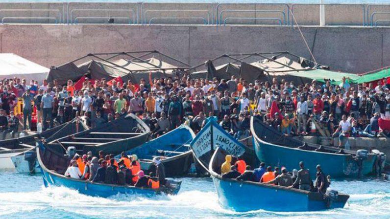 """La Iglesia en España denuncia que """"no se pueden crear guetos insulares para evadir el problema migratorio"""""""