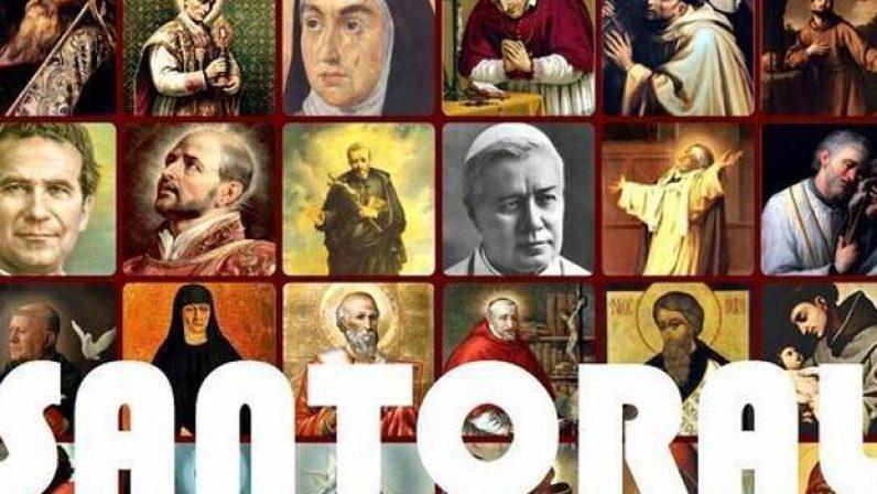 3 de noviembre, festividad de todos los santos sevillanos