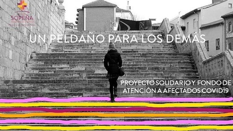 Las Catequistas Sopeña lanzan el proyecto solidario 'Un peldaño para los demás'