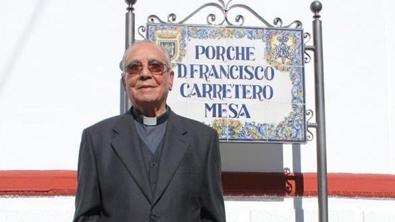 Fallece el sacerdote Francisco Carretero