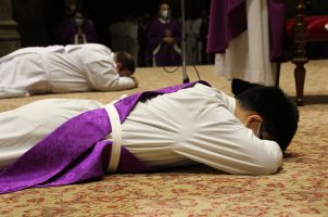 Ordenaciones de diácono y presbítero en la Catedral